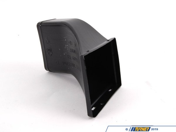 T#76023 - 51117033704 - Genuine BMW Front Right Brake Air Duct - 51117033704 - Genuine BMW -