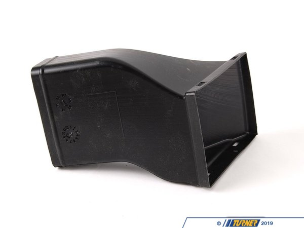 T#76022 - 51117033703 - Genuine BMW Front Left Brake Air Duct - 51117033703 - Genuine BMW -