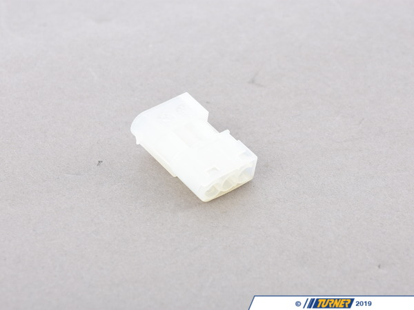 T#139864 - 61131378113 - Genuine BMW Pin Terminal 3 Pol. Weiss - 61131378113 - E90,E92,E93 - Genuine BMW -