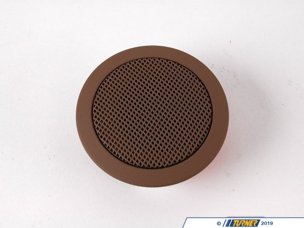 T#153818 - 65138366462 - Genuine BMW Top-Hifi Loudspeaker Tweeter Beige - 65138366462 - E36 - Genuine BMW -