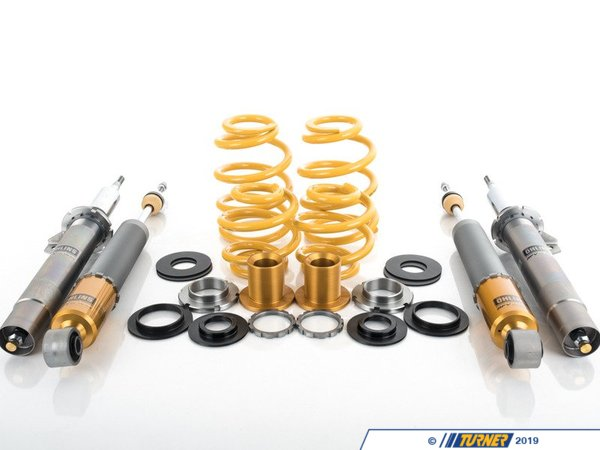 Ohlins Ohlins Road And Track DFV Coilovers - E46 M3 BMSMI30