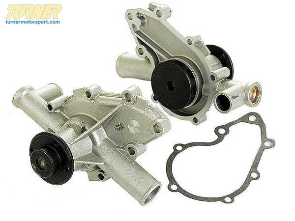 T#12330 - 11519056401 - Engine Water Pump 11519056401 - Graf -