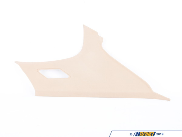 T#104850 - 51438226589 - Genuine BMW Its Trim C-Pillar Left Hellbeige - 51438226589 - Genuine BMW -