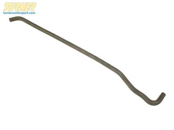 T#13181 - 17111723521 - Coolant Hose - Overflow from Expansion Tank to Radiator - E36, Z3 - URO - BMW