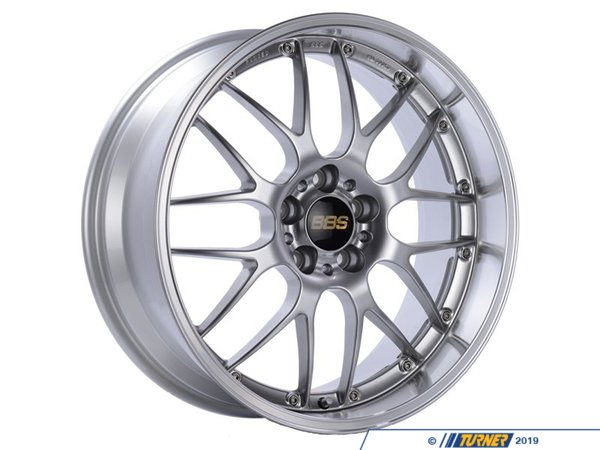 "BBS 20"" RS Wheels - Staggered Set Of Four 20srsdspKT"