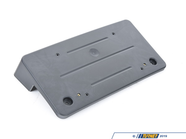 T#216015 - 51138056300 - Genuine BMW Licence Plate Base - 51138056300 - Genuine BMW -
