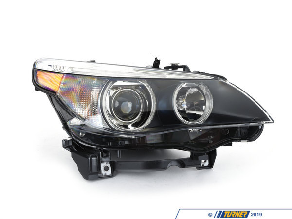 Hella Hella Headlight Assembly (Bi-Xenon Adaptive) - E60 E61 63127160158
