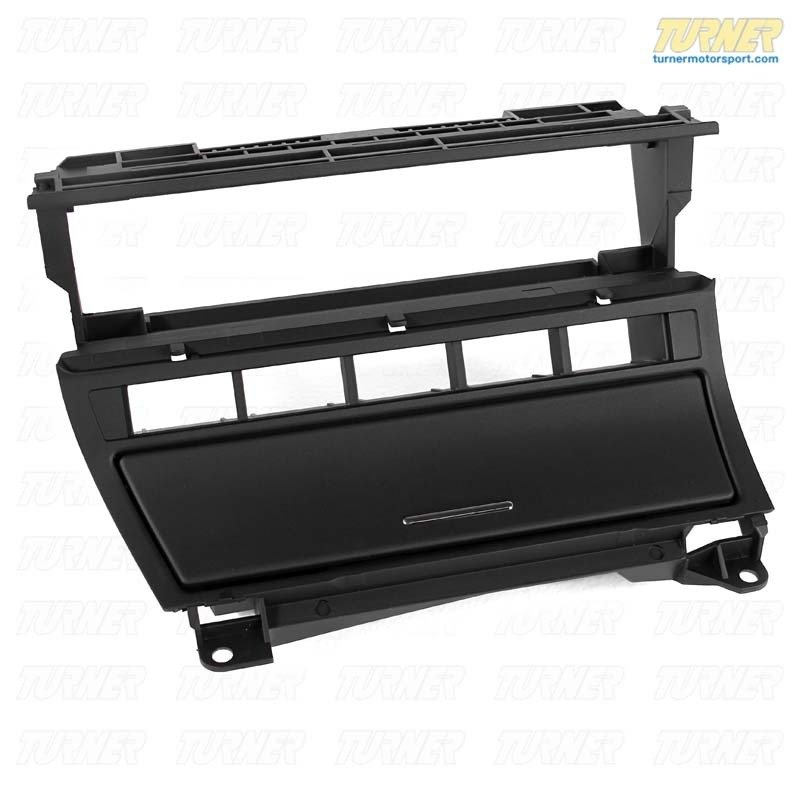 51168230902 center console radio mounting bracket. Black Bedroom Furniture Sets. Home Design Ideas