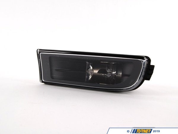 T#4605 - 63178352023 - Fog Light - Left - E38 7 Series 1995-2001 - Hella - BMW
