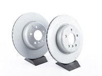 F3X M Sport Rear Zimmermann Rotors (Pair)