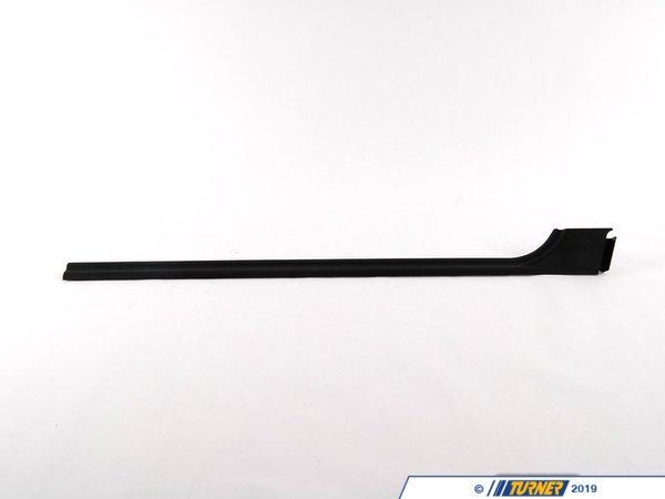 T#112813 - 51478151392 - Genuine BMW Sill Strip Right Schwarz - 51478151392 - E36,E36 M3 - Genuine BMW -