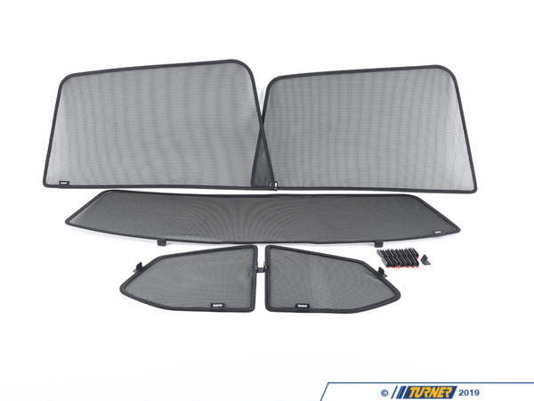 T#21128 - 51462164770 - Genuine BMW Sun Blinds Rear/luggage Comp 51462164770 - Genuine BMW -