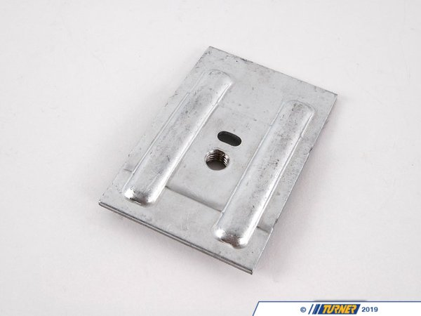 T#92995 - 51337114597 - Genuine BMW Supporting Plate - 51337114597 - E85 - Genuine BMW -