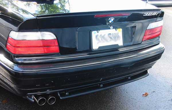 T#340159 - E36CLEARREAR - Euro Clear Taillight Set (pair) - E36 - Turner Motorsport - BMW