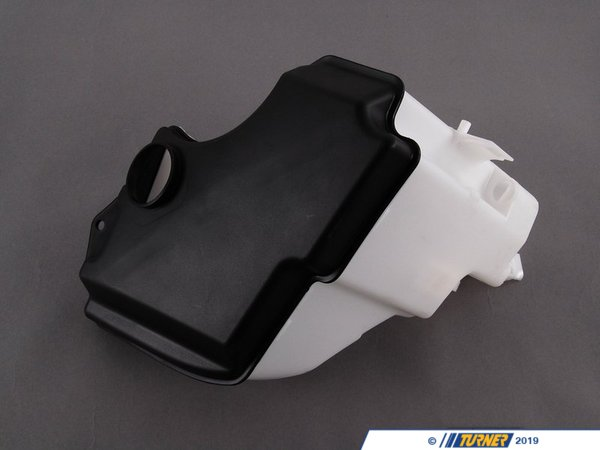 T#10766 - 61677008057 - Windshield Washer Bottle - E46 E85 Z4 - with headlight washers - Has your E46 or Z4 windshield washer fluid reservoir bottle cracked?  Replace yours with this genuine BMW washer bottle.   The washer pump, cap and level sensor are sold separately. 5 Liter.Only for cars with headlight washersThis item fits the following BMWs:1999-2005  E46 BMW 323i 323ci 325i 325ci 325xi 328i 328ci 330i 330ci 330xi 2003-2008  Z4 BMW Z4 2.5i Z4 3.0i Z4 3.0si Z4 M Roadster M Coupe - Genuine BMW - BMW