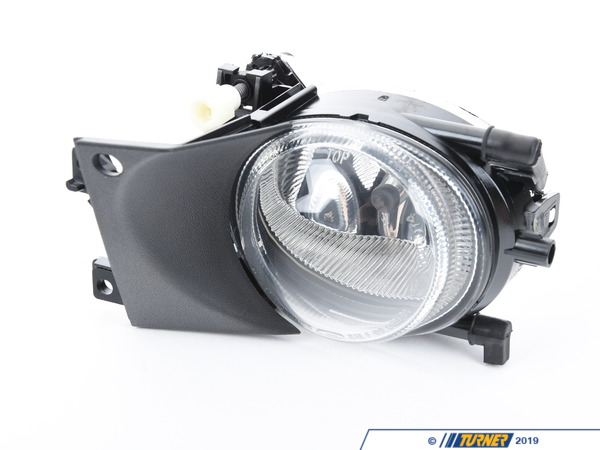 Hella Fog Light - Left - E39 2001-2003 5 Series 63176900221