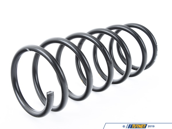 T#13373 - 31331090795 - Genuine BMW Front Axle Coil Spring 31331090795 - Genuine BMW -