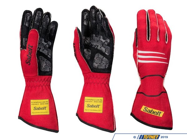 Sabelt Sabelt Hero Racing Gloves - Red SATG9R