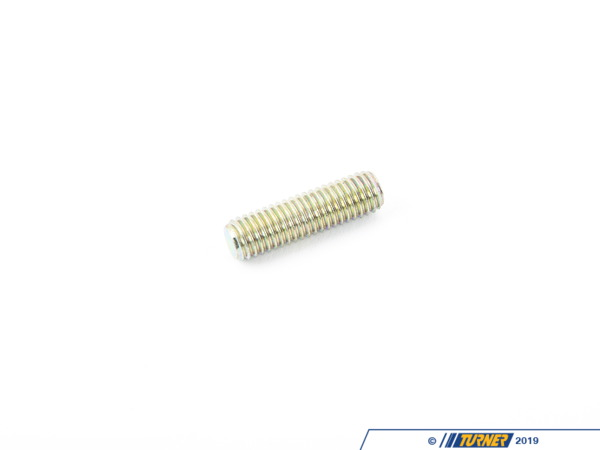 T#29013 - 07129908147 - Genuine BMW Stud Bolt - 07129908147 - E30,E34,E38 - Genuine BMW Stud Bolt - This item fits the following BMW Chassis:E30,E34,E38 - Genuine BMW -