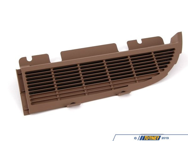 T#10160 - 51718173218 - Genuine BMW Air Outlet Grille, Right Beige - 51718173218 - E36 - Genuine BMW -