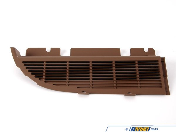 T#10159 - 51718173217 - Genuine BMW Air Outlet Grille, Left Beige - 51718173217 - E36 - Genuine BMW -