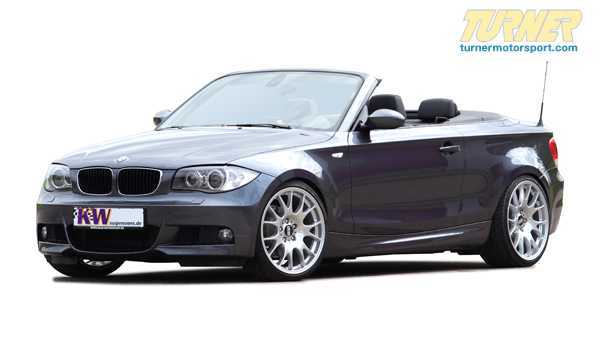 T#11604 - 15220062 - E88 128i/135i KW Coilover Kit - Variant 2 (V2) - KW Suspension - BMW