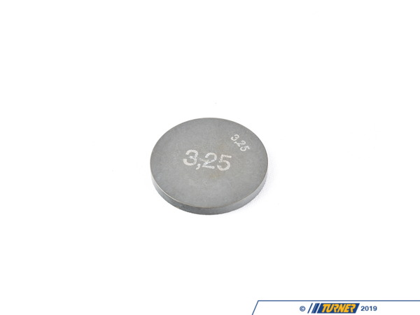 T#34164 - 11321308209 - Genuine BMW Plate 3,25 mm - 11321308209 - E30,E34,E30 M3,E34 M5 - Genuine BMW -
