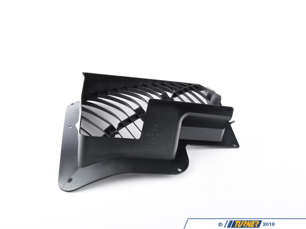 T#117623 - 51717169417 - Genuine BMW Front Left Air Duct Cover - 51717169417 - E70 X5,E71 X6 - Genuine BMW -