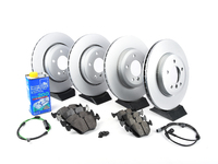 Turner Street Enthusiast Brake Package - E46 330i/Ci