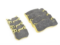 Pagid Racing RSL29 Endurance Racing Brake Pads - Front and Rear - E82 135i, E9X Non-M