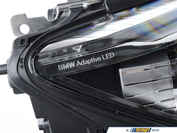 T#146425 - 63117348500 - Genuine BMW Headlight With Led Technolog - 63117348500 - Genuine BMW -