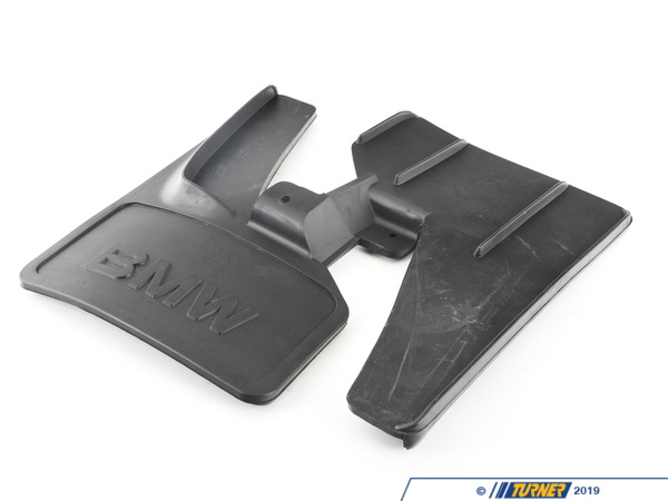 T#158978 - 72601922807 - Genuine BMW Set Mud Flaps, Rear - 72601922807 - Genuine BMW -