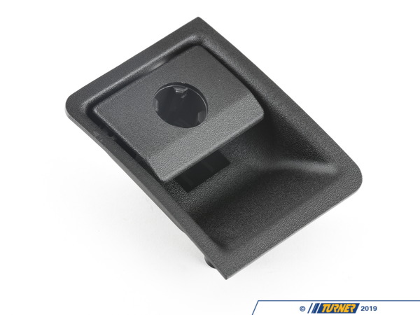 T#106727 - 51451963600 - Genuine BMW Catch Lower Part Schwarz - 51451963600 - Genuine BMW -