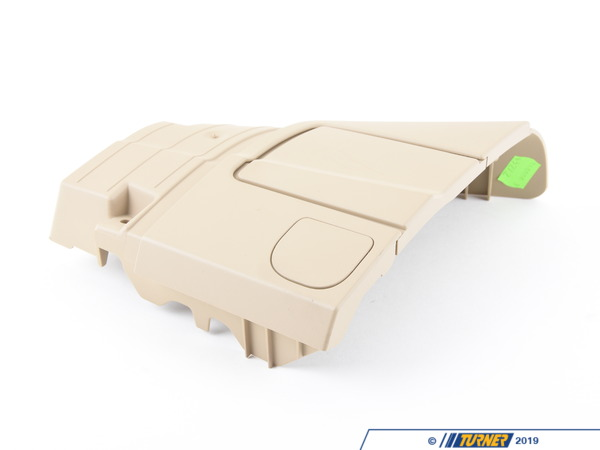 T#25345 - 51437147949 - Genuine BMW Left Rod Assy Cover Hellbeige - 51437147949 - E46,E46 M3 - Genuine BMW Left Rod Assy Cover - HellbeigeThis item fits the following BMW Chassis:E46 M3,E46 - Genuine BMW -