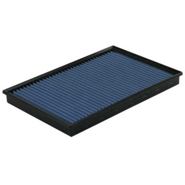 "T#5643 - 30-10182 - aFe Pro5R Air Filter - E70 X5 3.0si - Improve your 2007-2010 E70 X5 3.0si intake air flow by up to 61%, simply by removing the restrictive stock paper air filter element out, and replacing it with a high performance aFe drop-in air filter. Installs in your airbox in only minutes. This version used aFe's highest flowing filter media, which uses a lightly oil gauze to filter out dirt and particulates, while allowing more air to flow to the intake. For the best flowing filter, with the best performance gain, we always recommend this standard aFe filter media (often called ""Pro5R "", which has a blue pre-oiled filter media). We also carry this filter in the ""ProDry"" grey filter media, which is oil-free for only slightly less performance and no maintenance. This ""standard"" aFe blue filter media comes pre-oiled, ready to install in your BMW.This item fits the following BMWs:2007-2010  E70 BMW X5 3.0si X5 xDrive30i  - AFE - BMW"