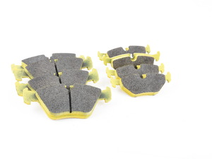 Pagid Racing RSL29 Endurance Racing Brake Pads - Front and Rear - E36 M3, Z3 M, E34 M5