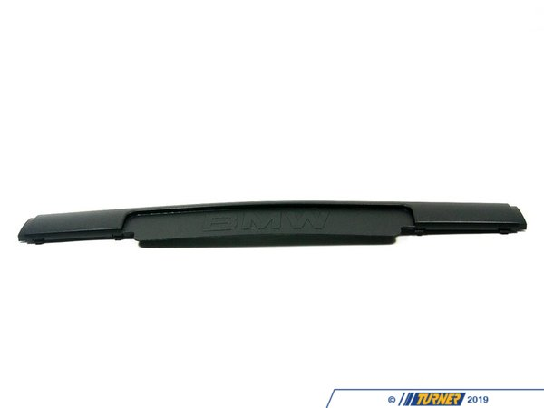 Genuine BMW Bumper Impact Strip - Center - E36 M3 51112265636