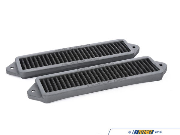 T#552591 - BMS-COWL-FILTE90 - Burger Motorsports Cowl Filters - E82 E88 E90 E91 E92 E93 - Removing the cowl saves weight, simplifies maintenance, and lowers underhood temps. Keep things clean and free of debris with these BMW cowl filters. Dry filters will require little to no maintenance and are a great compromise when removing the cowl.Fits the following BMWs:E82 E88 1 SeriesE90 E91 E92 E93 3 Series - Burger Motorsports - BMW