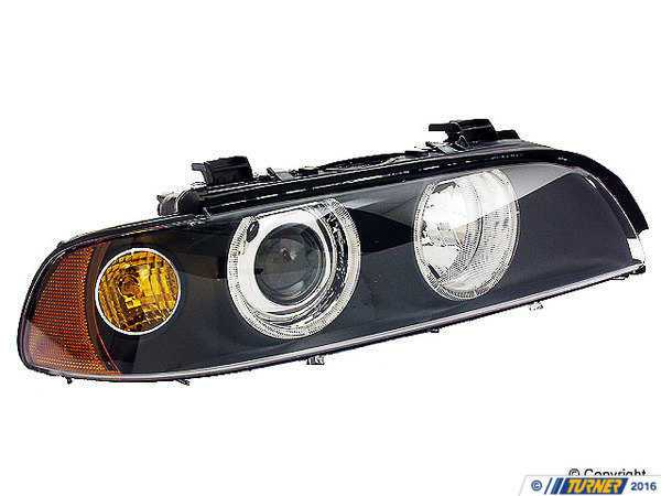 Hella OEM Hella Headlight - Right - E39 525i, 530i, 540i, M5 2001-2003 63126900200