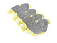 T#553309 - 8053RSL1 - Pagid Racing RSL1 Endurance Racing Brake Pads - Front - E9X M3, E60, E63, E65 - Pagid Racing - BMW