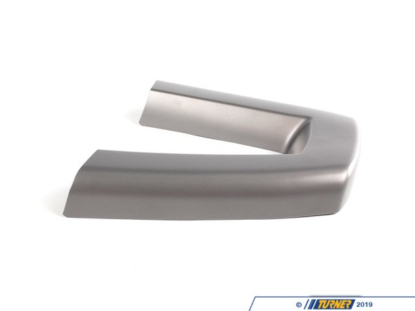 T#103235 - 51437055434 - Genuine BMW Covering Right Grey-Silver - 51437055434 - E85 - Genuine BMW -