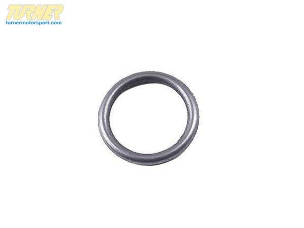 T#15159 - 17222245358 - Oil Cooler Line O-Ring - This is the sealing o-ring used for many oil cooler kits on various BMW models. They're also a prime source for oil leaks because the o-ring gets 'flat' or shrinks or becomes damaged. These are usually easy to change though which puts an end to annoying small oil leaks.In German, Rein means Pure. In the automotive industry the Rein name has quickly come to represent quality. With fitments for some of the worlds finest automobiles including BMW and Mini and guaranteed OE quality, Rein is a name you can trust.Priced per o-ring but most cars have 4 to replace.This item fits the following BMWs:2008-2012  E82 BMW 135i 1M Coupe1987-1991  E30 BMW 325is M31994-1999  E36 BMW Euro M31992-1999  E36 BMW 323is 323ic 325i 325is 325ic 328i 328is 328ic M3 with Euro oil cooler2001-2006  E46 BMW M32006-2011  E90 BMW 335i 335xi 335i xDrive M3 - Sedan2007-2013  E92 BMW 335i 335is 335xi 335i xDrive M3 - Coupe2007-2013  E93 BMW 335i M3 - Convertible2012+ F30 BMW 335i - Sedan1989-1995  E34 BMW 535i M52006-2010  E60 BMW 550i M51987-1989  E24 BMW M62004-2011  E63 BMW 650i M61988-1992  E32 BMW 735i 735il2002-2008  E65 BMW 750i 750li Alpina B72009+ F01 F02 BMW 750i 750li 750i xDrive 750li xDrive Alpina B72006-2010  E83 BMW X3 3.0i X3 3.0si2000-2006  E53 BMW X5 4.4i X5 4.8is2007-2013  E70 BMW X5 xDrive35d2001-2002  Z3 BMW Z3 M Roadster M Coupe2006-2008  E85 BMW Z4 M Roadster M Coupe2009+  Z4 BMW Z4 sDrive35i Z4 sDrive35is - Rein - BMW