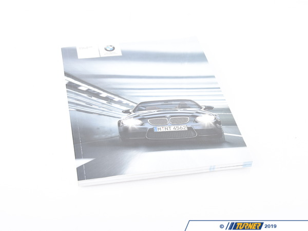 T#26661 - 01412601899 - Genuine BMW Owner's Manual For E92,e93 M - 01412601899 - Genuine BMW -
