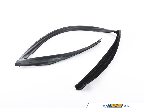T#92714 - 51328226871 - Genuine BMW Front Left Window Guide - 51328226871 - E39,E39 M5 - Genuine BMW -