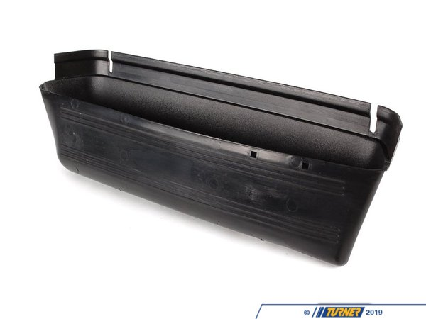 T#97962 - 51418132222 - Genuine BMW Door Pocket, Right Schwarz - 51418132222 - E36 - Genuine BMW -