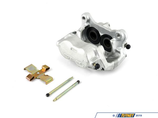 T#19723 - 34112225003 - Genuine BMW Caliper - Front Right - E28 M5, E24 M6 - This is a brand new Left Front Genuine BMW caliper for E28 M5 and E24 M6. This item fits the following BMWs:1987-1989  E24 BMW M61988  E28 BMW M5 - Genuine BMW - BMW