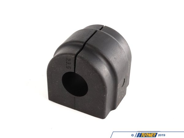 T#13527 - 33556751269 - Genuine BMW Stabilizer Rubber Mounting D=23,5mm - 33556751269 - E46 - Genuine BMW Stabilizer Rubber Mounting - D=23,5mmThis item fits the following BMW Chassis:E46 - Genuine BMW -
