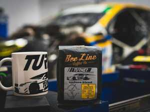 turner Motorsport Gift Set: M6 GT3 Mug + Bee Line Coffee Co. Enduro Blend