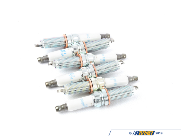 NGK NGK Performance Iridium One-Step Colder Spark Plug Set - BMW N55 3.0L 97506KT