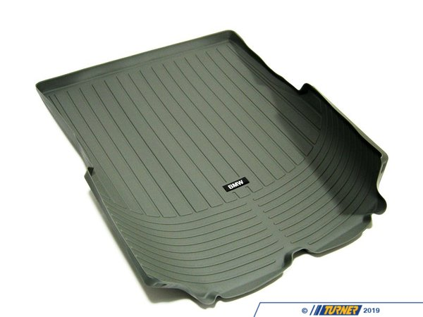 T#20461 - 82110305086 - Genuine BMW Cargo Tray E46 Cp/Sd Gray - 82110305086 - E46 M3 - Genuine BMW -